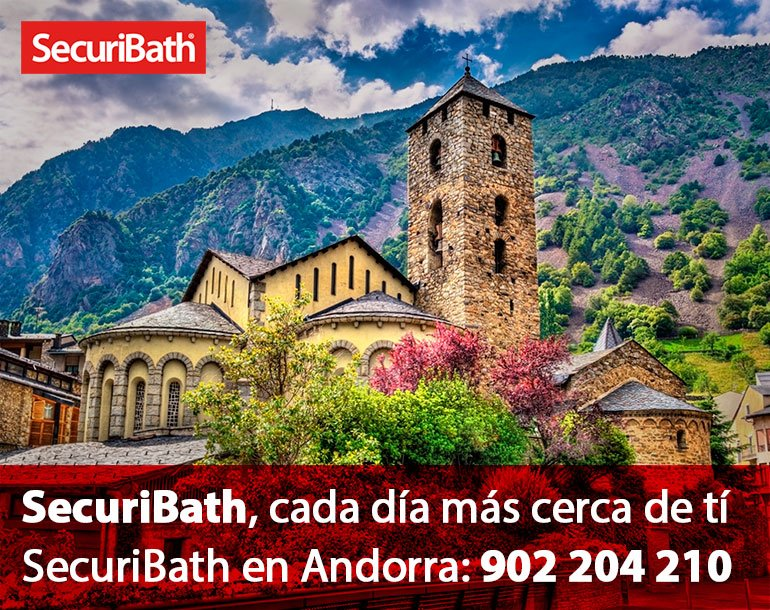 SecuriBath en Andorra
