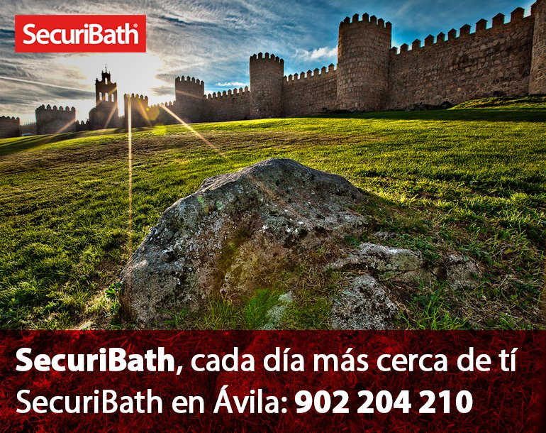 SecuriBath en Ávila
