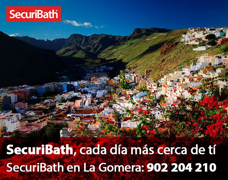 Securibath en La Gomera