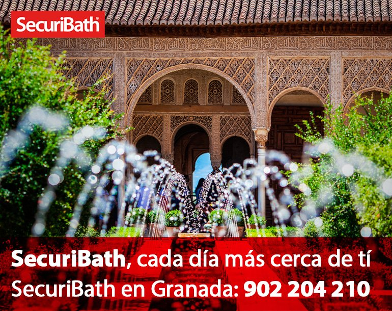 SecuriBath en Granada