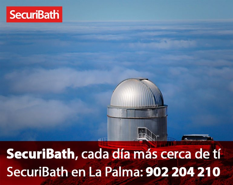 Securibath en La Palma