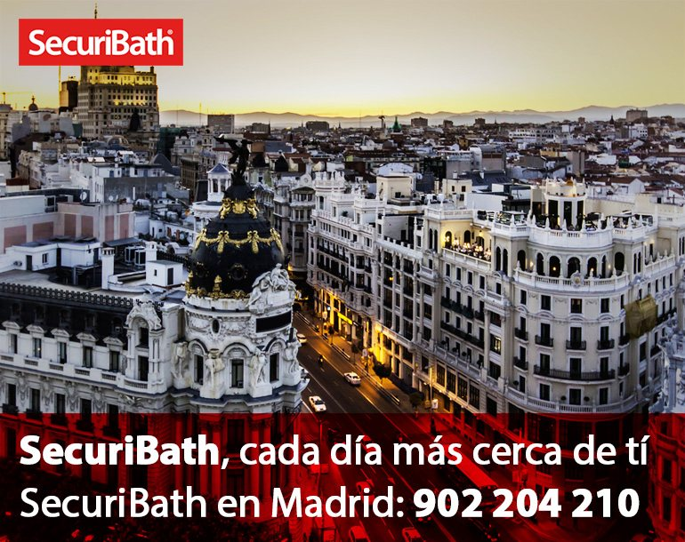 SecuriBath en Madrid