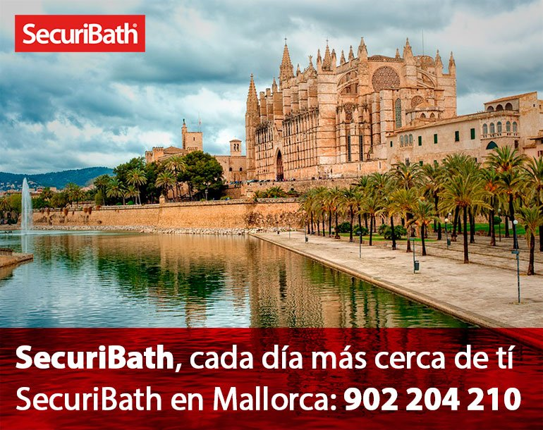 Securibath en Mallorca