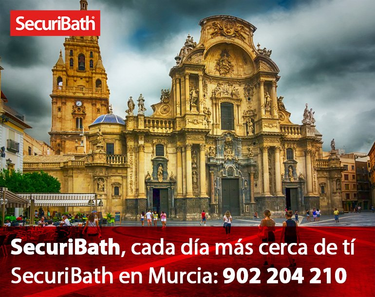 SecuriBath en Murcia