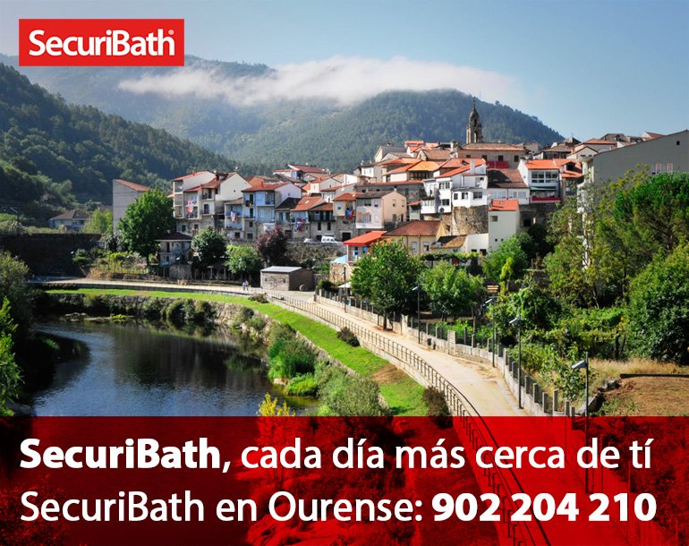 SecuriBath en Orense