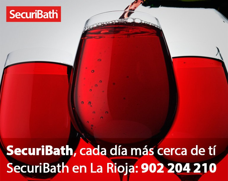 SecuriBath en La Rioja