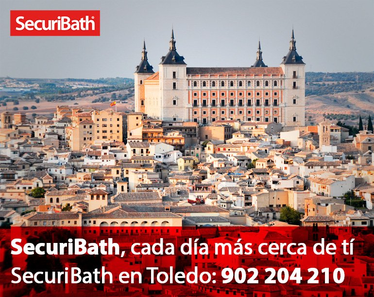 SecuriBath en Toledo