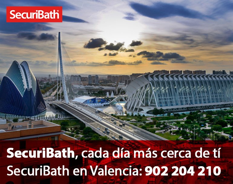 SecuriBath en Valencia
