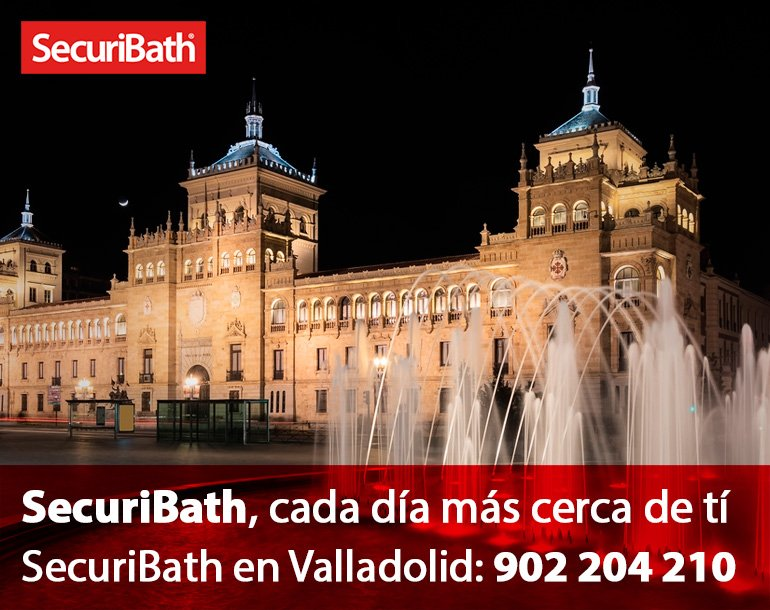 SecuriBath en Valladolid