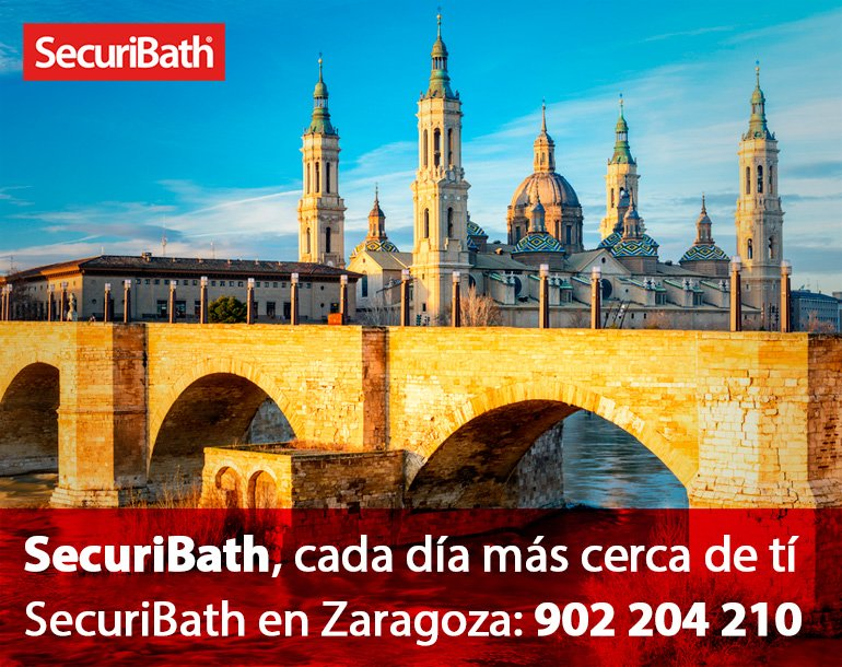 SecuriBath en Zaragoza
