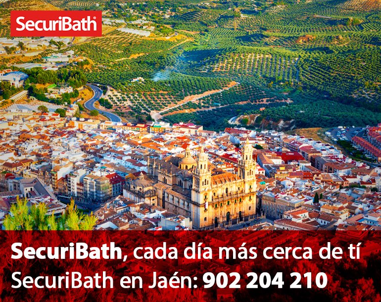 SecuriBath en Jaén
