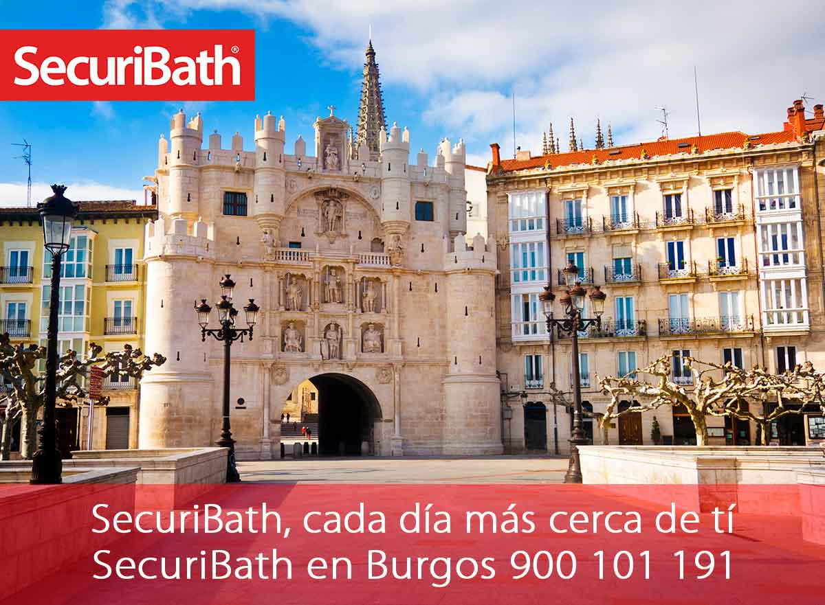 SecuriBath en Burgos