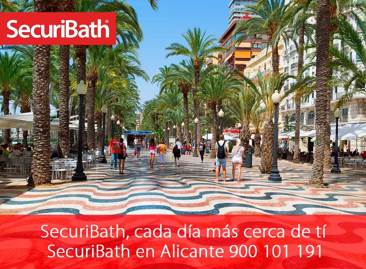 SecuriBath en Alicante