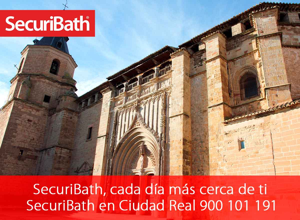 Securibath en Ciudad Real