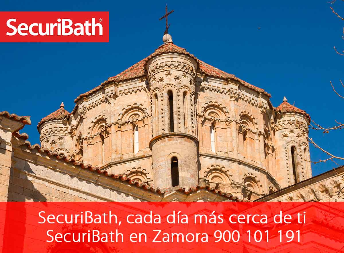 SecuriBath en Zamora