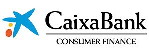 Caixa bank logo consume finance